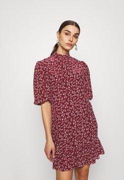 The Kooples - DRESS - Freizeitkleid - burgundy