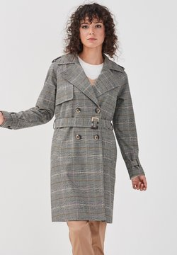 Cache Cache - MIT GÜRTEL - Trenchcoat - light grey