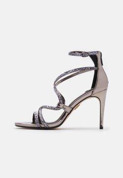Buffalo - MERCY - High Heel Sandalette - pewter