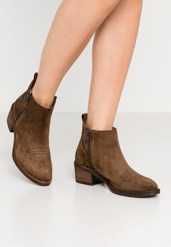 Alpe - NELLY - Ankle boot - arabica