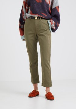 J.CREW - Chinot - frosty olive