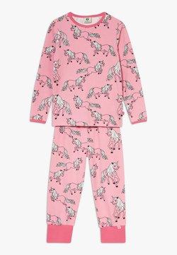 Småfolk - NIGHTWEAR UNICORN SET - Pyjamas - sea pink