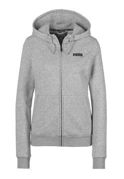 Puma - ESSENTIALS - Sweatjacke - light gray heather