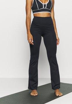 Filippa K - TRUMPET - Pantalones deportivos - black
