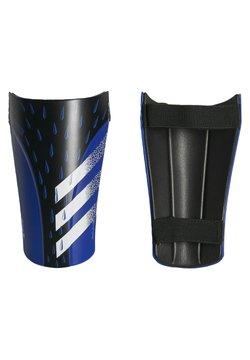 adidas Performance - PREDATOR - Espinilleras - blue