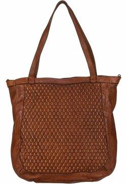 Campomaggi - AMELIA  - Shopping Bag - cognac