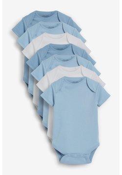 Next - 7 PACK  - Body - blue/white