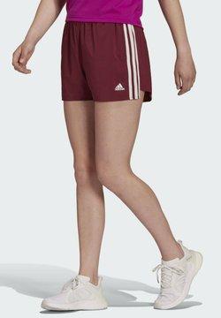 adidas Performance - Krótkie spodenki sportowe - red