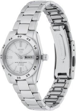 Seiko - Uhr - silber/weiß