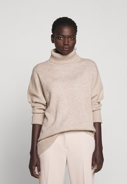 CHINTI & PARKER - THE RELAXED - Strickpullover - oatmeal