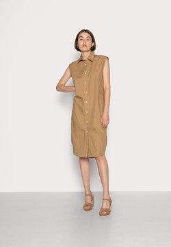ARKET - Vestido camisero - beige