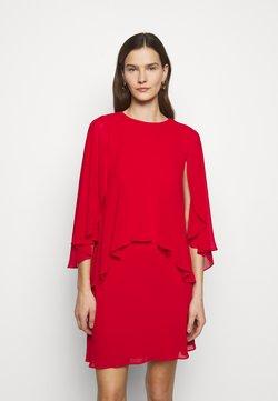 Lauren Ralph Lauren - CLASSIC DRESS - Cocktailkleid/festliches Kleid - lipstick red