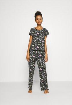 Monki - TAMRA - Pyjama - black