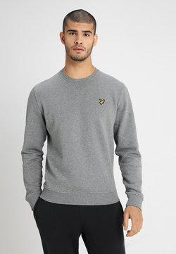 Lyle & Scott - CREW NECK - Sweater - mid grey marl