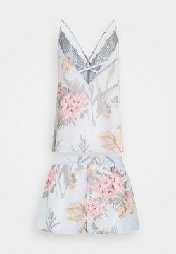 Women Secret - SHORT FLOWER - Pyjama - multicolor