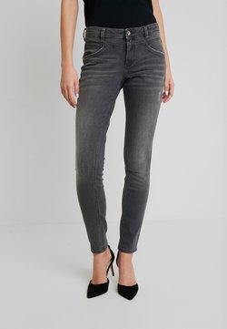 TOM TAILOR - ALEXA - Jeans Skinny Fit - grey denim