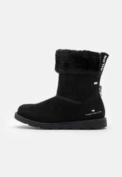 TOM TAILOR - Śniegowce - black