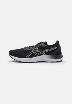 ASICS - GEL EXCITE 8 - Obuwie do biegania treningowe - black/white