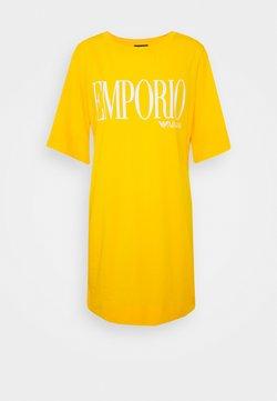 Emporio Armani - Nachthemd - saffron/white