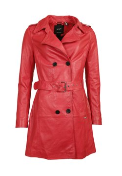 Maze - CULIMA - Trenchcoat - flame red
