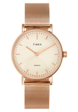 Timex - FAIRFIELD  - Watch - rosegold-coloured