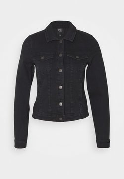 ONLY Petite - ONLWESTA LIFE  - Veste en jean - black
