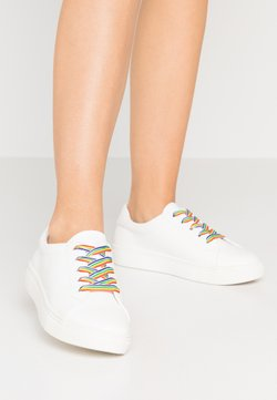 Even&Odd - PRIDE - Sneakers laag - white