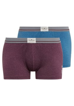 TOM TAILOR - 2 PACK - Shorty - purple