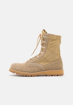 Belstaff - STORM BOOT - Bottines à lacets - beige