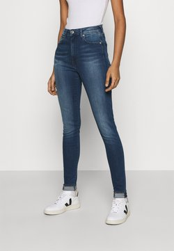 Tommy Jeans - SYLVIA SUPER  - Jeans Skinny Fit - blue