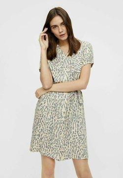 Object - BIRDY DRESS - Vestido camisero - sandshell