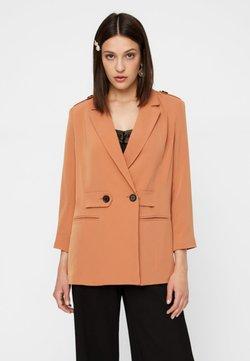 YAS - YASMYA - Blazer - amber brown