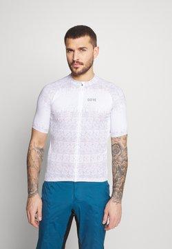 Gore Wear - GORE® WEAR MAGIX MENS - T-Shirt print - white