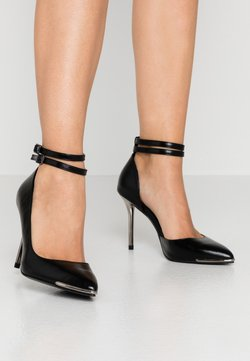 ONLY SHOES - ONLCHARLIE  - Zapatos altos - black