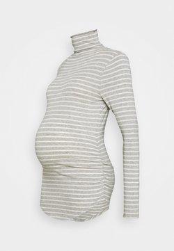 GAP Maternity - FUNNEL - Camiseta de manga larga - grey
