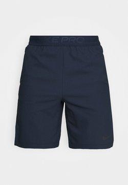 Nike Performance - VENT MAX - Pantalón corto de deporte - obsidian/black