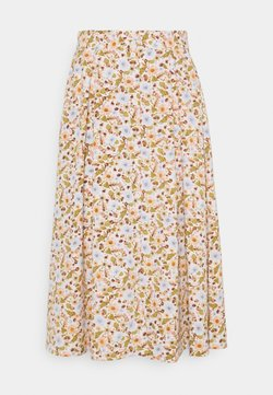 Monki - SIGRID SKIRT - A-Linien-Rock - rose