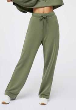 OYSHO - Jogginghose - khaki