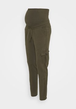 Supermom - PANTS - Jogginghose - ivy green