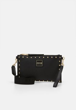 Versace Jeans Couture - MEDIUM POUCH STUDDED - Clutch - nero/oro