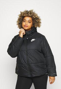 Nike Sportswear - CLASSIC TAPE - Talvitakki - black