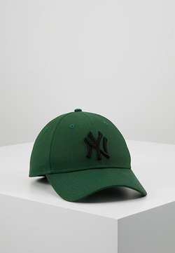 New Era - LEAGUE ESSENTIAL 9FORTY - Lippalakki - dark green