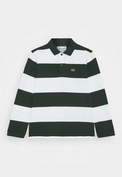 Lacoste - Poloshirt - sinople/flour