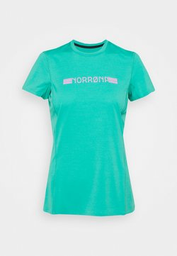 Norrøna - BITIHORN TECH - T-Shirt print - arcadia