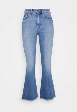 Versace Jeans Couture - Jeans a zampa - indigo
