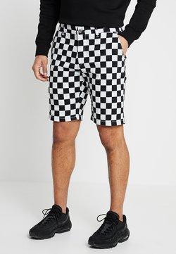 Urban Classics - CHECK - Shorts - black