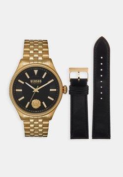 Versus Versace - COLONNE GIFT SET - Montre - gold-coloured/black
