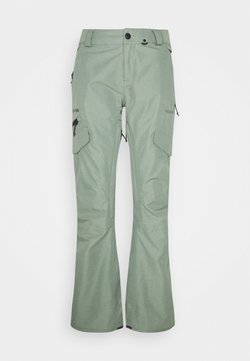 Volcom - ASTON GORE TEX PANT - Pantalon de ski - dusty green