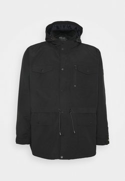 Burton Menswear London - BIG - Parka - black