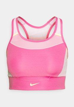 Nike Performance - POCKET BRA PAD - Sports bra - pinksicle/pink rise/melon tint